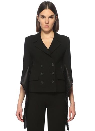 Leal Daccarett Ceket Siyah